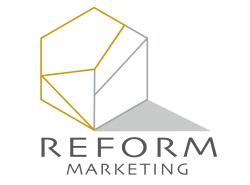 Reform Marketing Logo